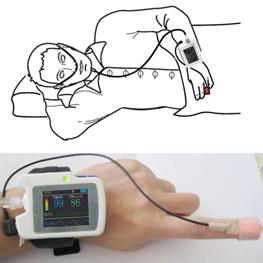 Συσκευή ανίχνευσης πιθανής άπνοιας ύπνου